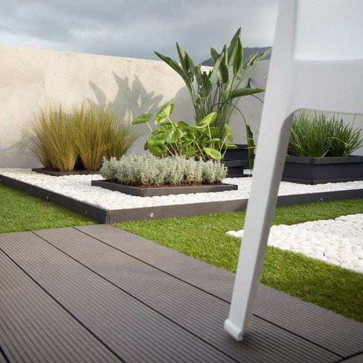 1000 ideas about dalle de jardin on pinterest dalle pour terrasse dalle d - Dalle clipsable pour terrasse ...