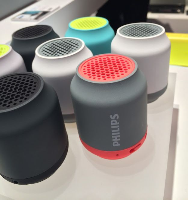 CMF we like / Speaker / Color Range / Can Shape / Minimla / neon / at PTUD