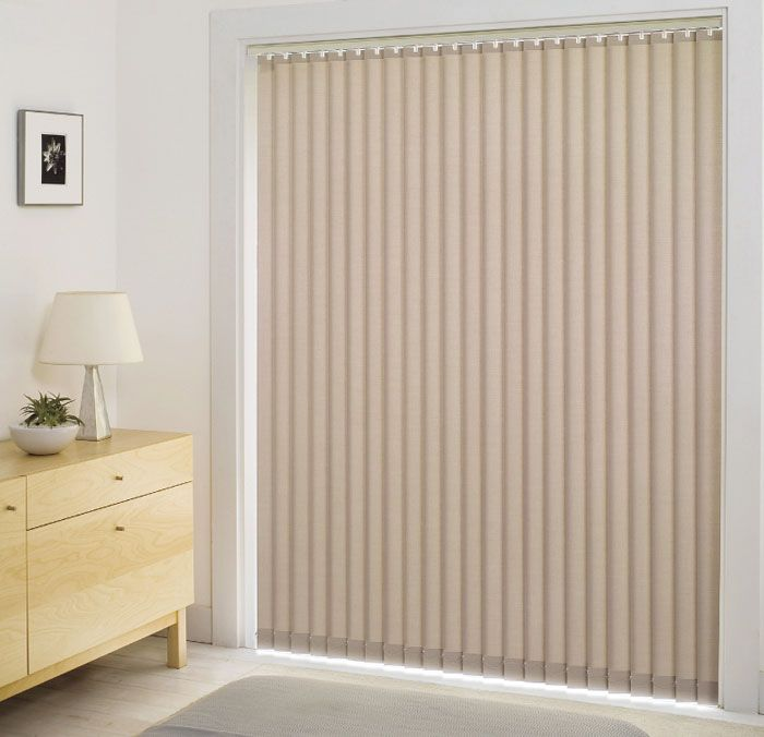 Office Vertical Blind Curtain Curtaining Interiores
