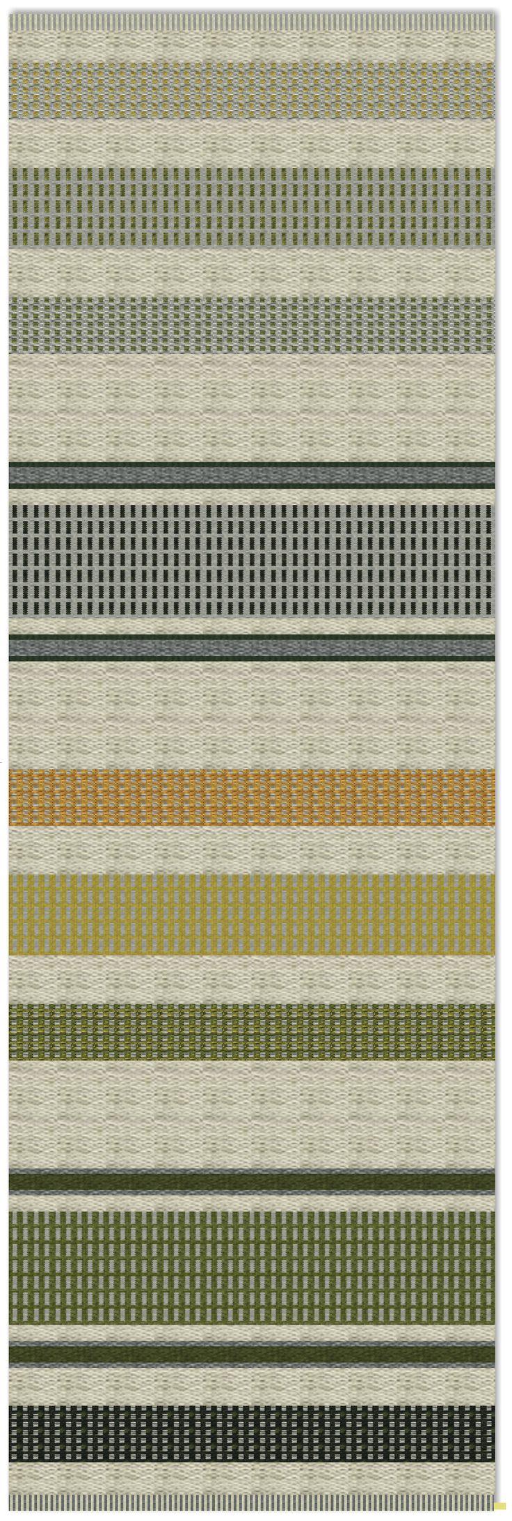 Navy greek key rug transitional entrance foyer libby langdon - Hagga Post Dot Woven Wool Rug Color Custom Green Autumn Size 2