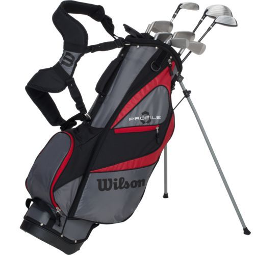Wilson Men's Profile XD Golf Club Set - Golf Equipment, Club Sets at Academy Sports