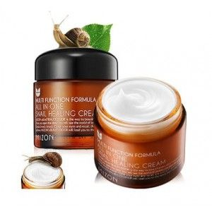 Крем для лица Mizon All in One Snail Repair Cream фото