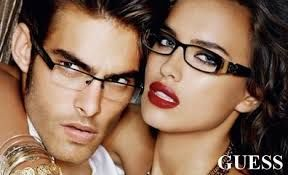 Eyeglasses bu Guess