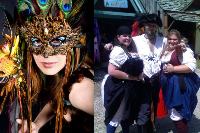 What to wear to a renaissance festival. Learn what to wear to a renaissance festival or faire, as well as what not to wear.