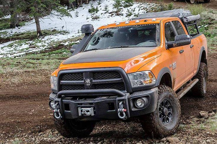 Ram Trucks Just Got a Mean 'Prospector' Overhaul