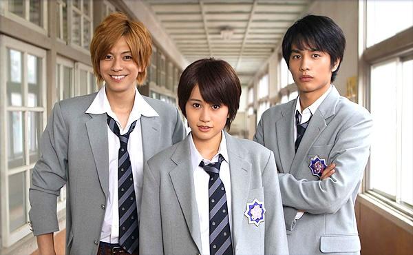 花ざかりの君たちへ hanazakari no kimitachi e. VERSION 2011!! Finally starting to love this version.