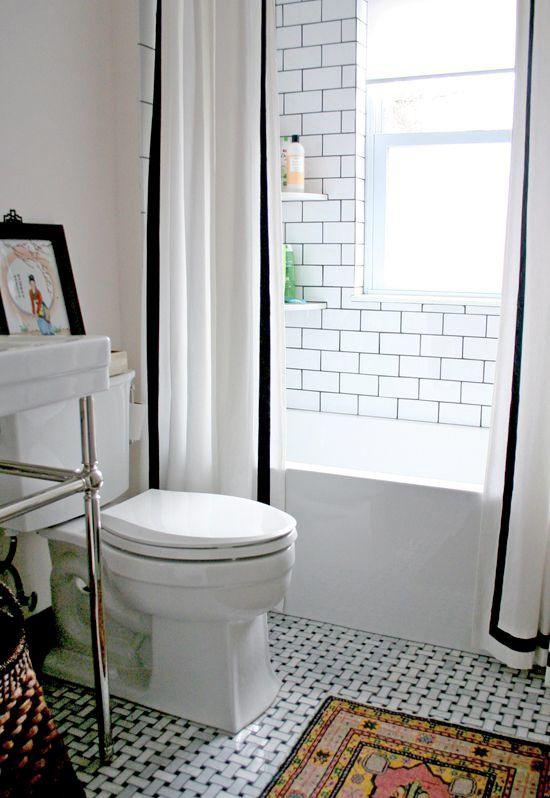Duschdraperi i badrum är underskattat – här är 13 lyckade bevis – Sköna hem
