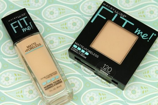 Maybelline Fit Me! Matte & Poreless Foundation Review