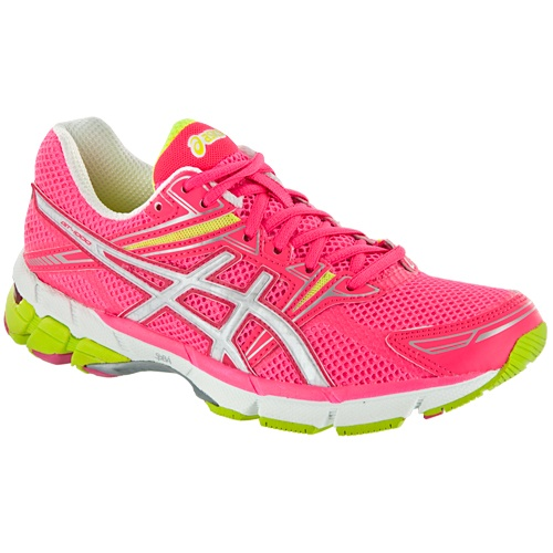 Asics Gt-1000: Asics Women's Running Shoes Electric Punch/white/highlighter  Yellow