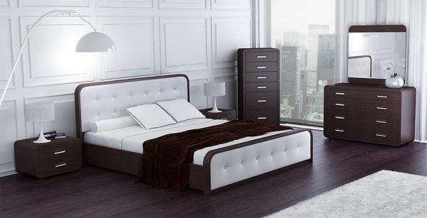 Κρεβατοκάμαρα Βικτώρια με στρώμα ορθοπεδικό Media Strom και ανατομικό πλαίσιο. Απο ξύλο δρυός. Διαστάσεις : Κρεβάτι 175x215cm , Κομοδίνο 60x45 , Τουαλέτα 120x45cm.