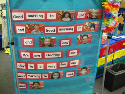 """back to school song- put into flip chart and change pics daily. Kids would be on the edge of their seats waiting for their picture to come up!  Sung to the tune of """"Have You Ever Seen a Lassie?""""   # Pin++ for Pinterest #"""
