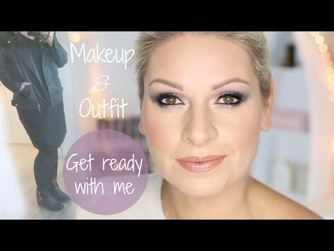 Get ready with me - Makeup & Outfit / Mamacobeauty - YouTube
