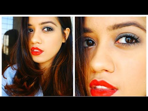 """A chatty valentine's day makeup tutorial showing you two lip options for a day & night look! Let's chat in the comments xx DON'T FORGET TO SUBSCRIBE & CLICK """"SHOW MORE""""   About Me: I am Debasree a beauty vlogger at  http://www.youtube.com/c/debasreebanerjee  and blogger at http://ift.tt/1RRR0WF You can holler me anytime @debasreee on my Instagram and Twitter.  Stalk me here:  Facebook http://ift.tt/1jalZSY Twitter https://twitter.com/debasreee Instagram http://ift.tt/1Q37Tgp Email…"""
