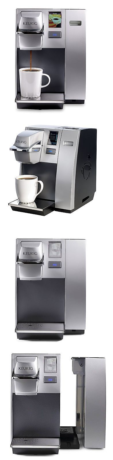 Coffee Makers Automatic 65635: Keurig K155 Office Pro Single Cup Commercial K-Cup Pod Coffee Maker, Silver -> BUY IT NOW ONLY: $250 on eBay!