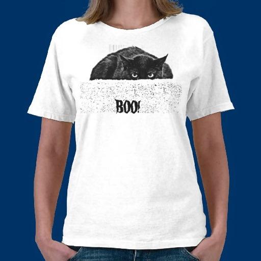 Scaredy Cat Shirt