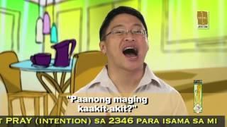 Kape't Pandasal - Fr. Jboy Gonzales, SJ (July 30, 2012), via YouTube.Sj July, July 30
