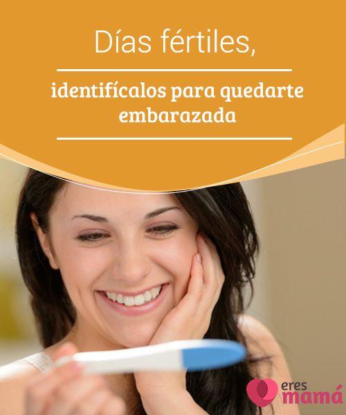 Días #fértiles, identifícalos para quedarte embarazada   En el cuerpo se manifiestan muchos #síntomas cuando estás en tus #días fértiles. Identificarlos con claridad nos ayudará a quedarnos #embarazadas.