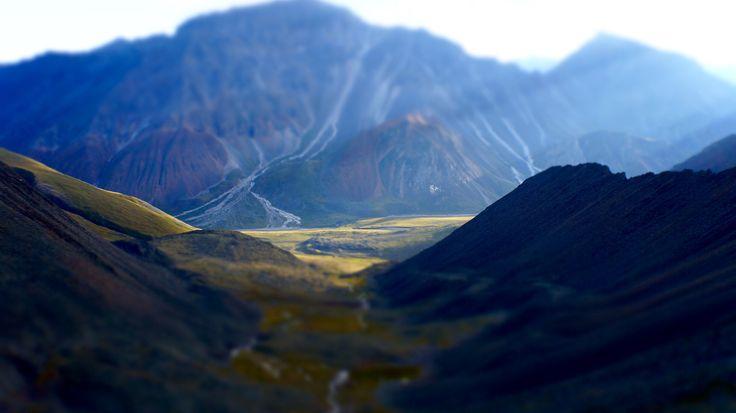 Russia, the Republic of Buryatia, the Shumak Pass