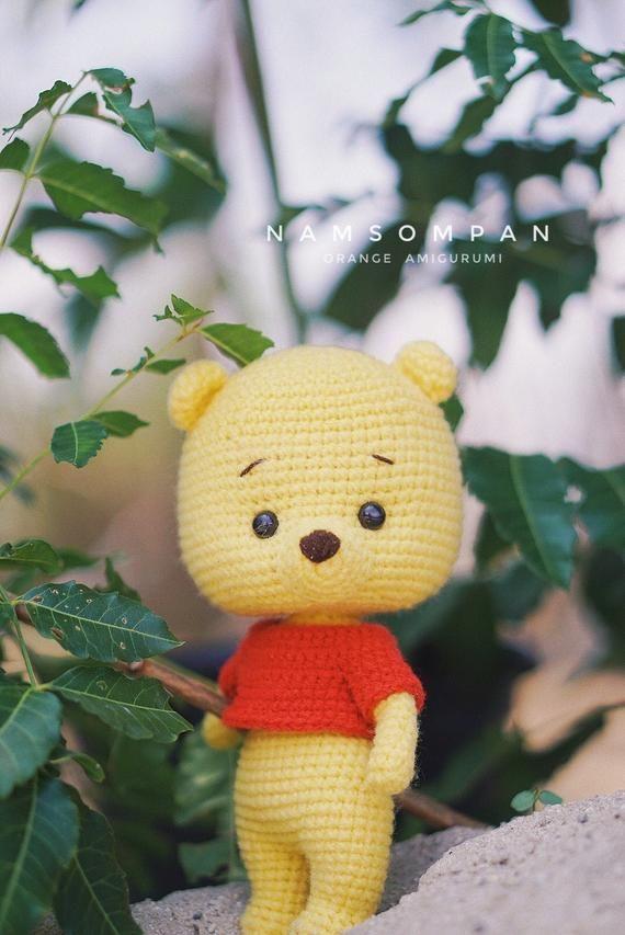 Panda amigurumi – Descrição do Passo a Passo – Bonek de Crochê | 853x570