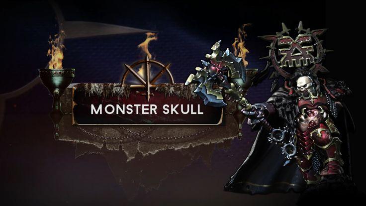 AoS - Korghos Khul - Chapter 8 - Monster Skullz