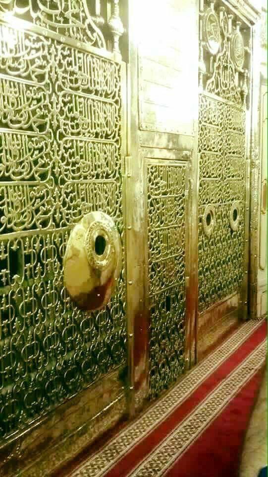 A stunning view ... masha Allah ! # masjid al nabavi #Medina