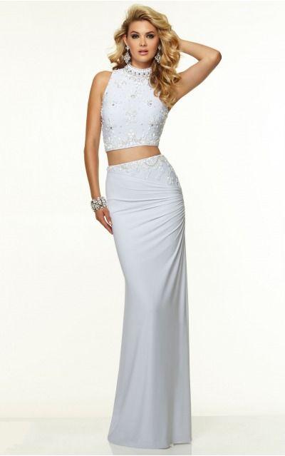 Halter Sleeveless Sheath Zipper Asymmetrical Formal Dresses afbb1069