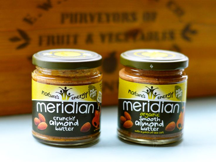 Meridian Almond Butter Range Review
