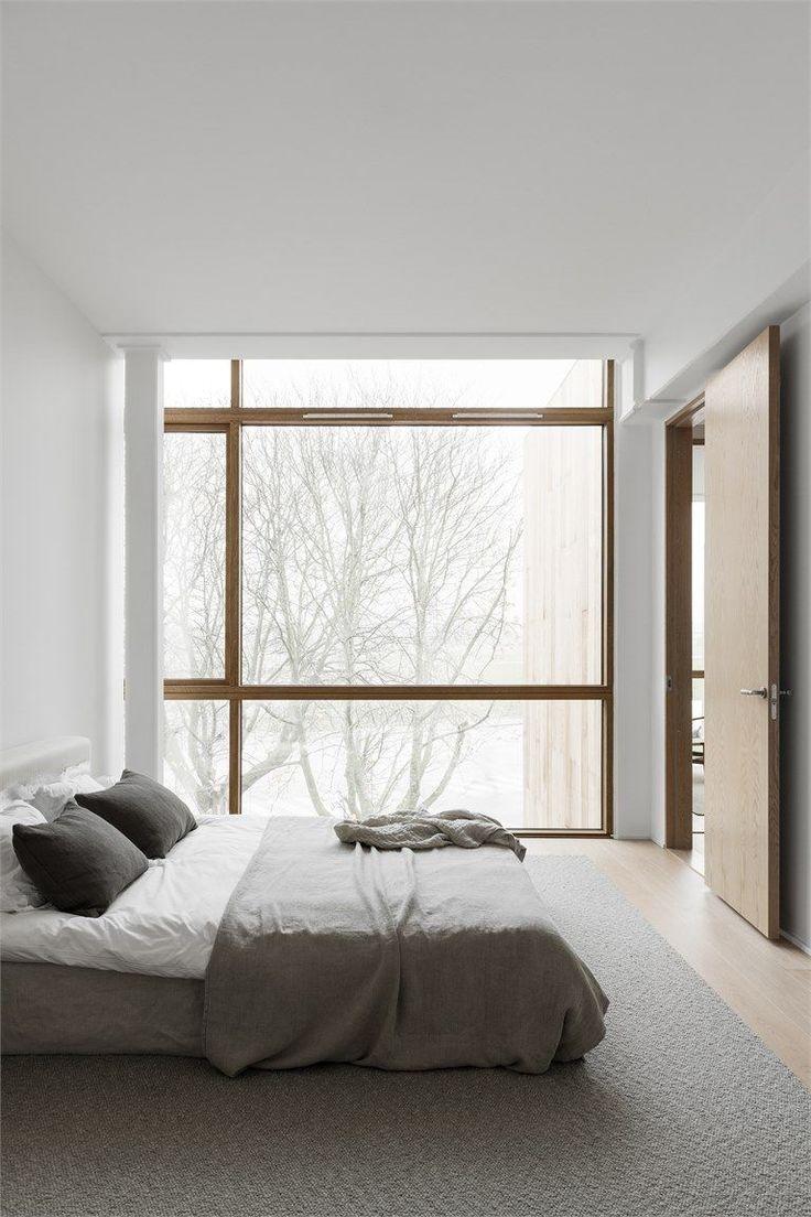 Spacious and minimal home