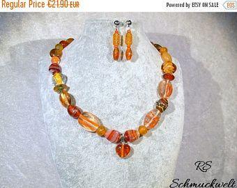 Bracciale perle orecchini perle gioielli set bar collana
