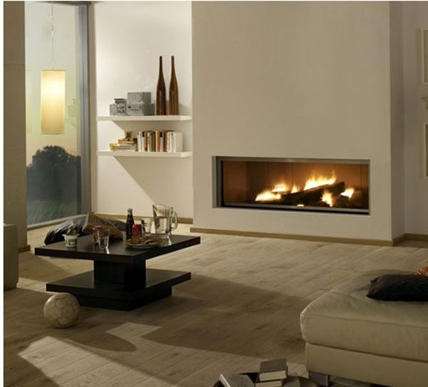 Design 4 Fireplace: Design Gas or Ethanol Fireplace