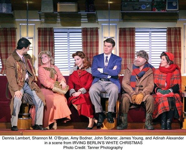REVIEW: Irving Berlin's White Christmas (BroadwayChicago ...