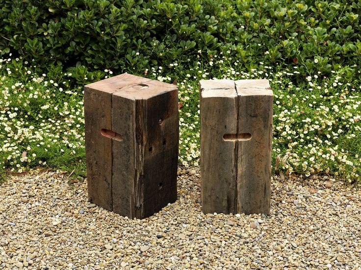 Sleeper Stools by Robert Plumb