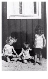 Barntyger.se: Nostalgi! Elefantti i orange från Finlayson 1971.