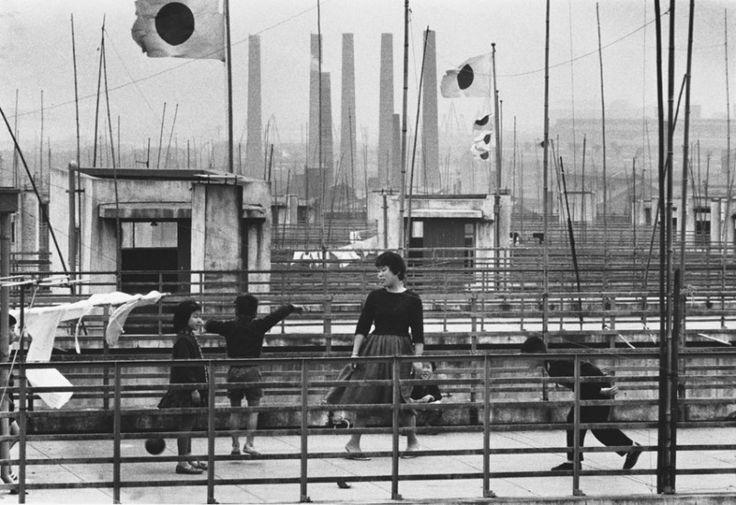 Shigeichi Nagano - - Unemployed miner. Ilzuka, Fukuoka, 1959