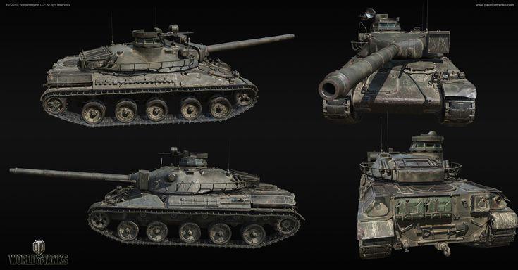 AMX-30, Pavel  Petrenko on ArtStation at https://www.artstation.com/artwork/amx-30-be9ec726-bfd8-424d-89a3-29b72164271d