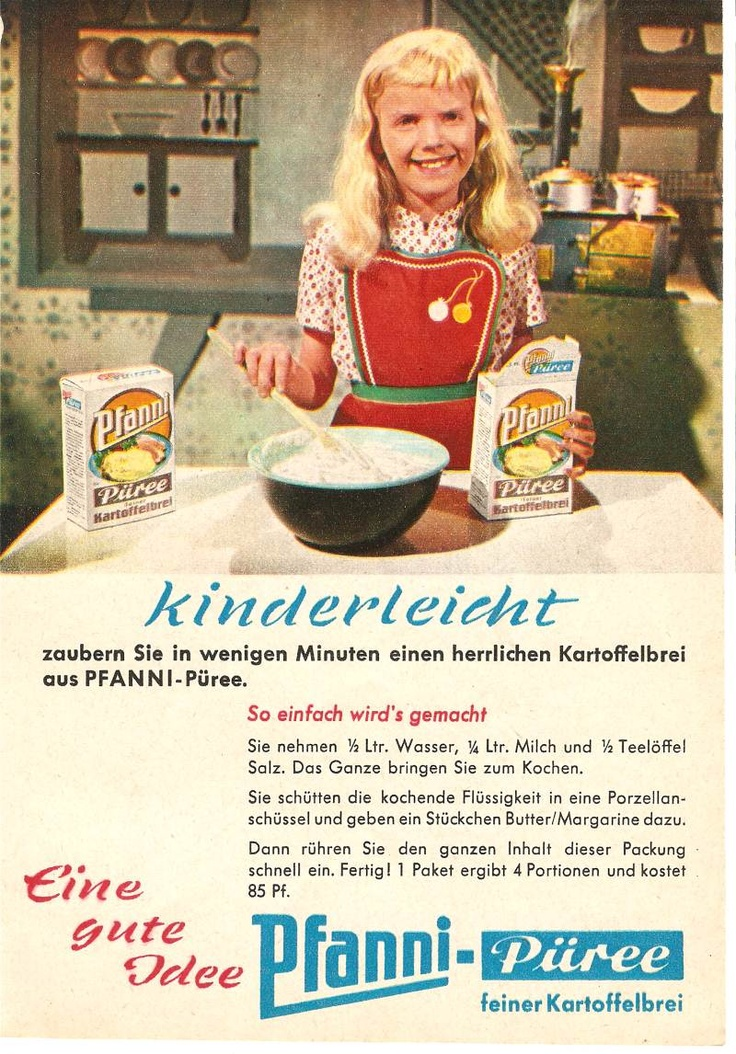 1872 best ≈ Ads of foodstuffs images on Pinterest Vintage ads - 15 minuten küche