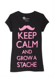 mustach clothing