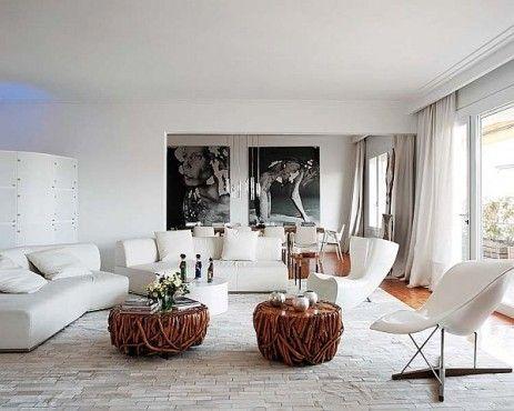 Inspirace: Odvážný design interiéru s mužnými prvky