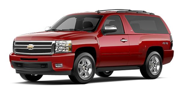 2 Door Tahoe Concept Please Gm Get It Together And Bring These Back 4x4 Madness Chevy Blazer K5 Trucks Car Chevrolet