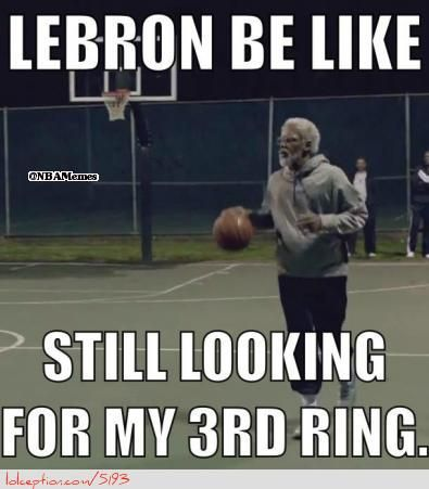 How long will LeBron James have to wait until he gets ring… - http://weheartnyknicks.com/nba-funny-meme/how-long-will-lebron-james-have-to-wait-until-he-gets-ring