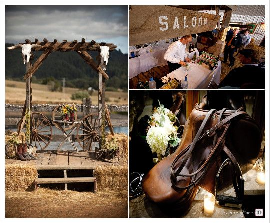 17 meilleures id es propos de mariages western sur for Decoration western country