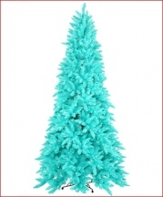 Artificial Christmas Trees Blue Spruce