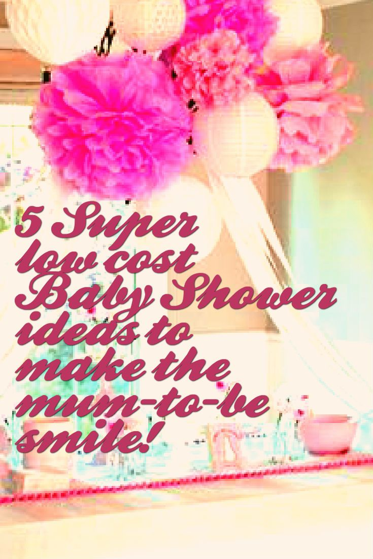 5 Super low cost Baby #Shower ideas to make the mum-to-be smile! Are you the lucky one assigned to threw a #babyshower for your best friend or a relative? Worry no more! We've got these Baby Shower ideas that are oh so pocket friendly and will definitely make the mum-to-be smile!