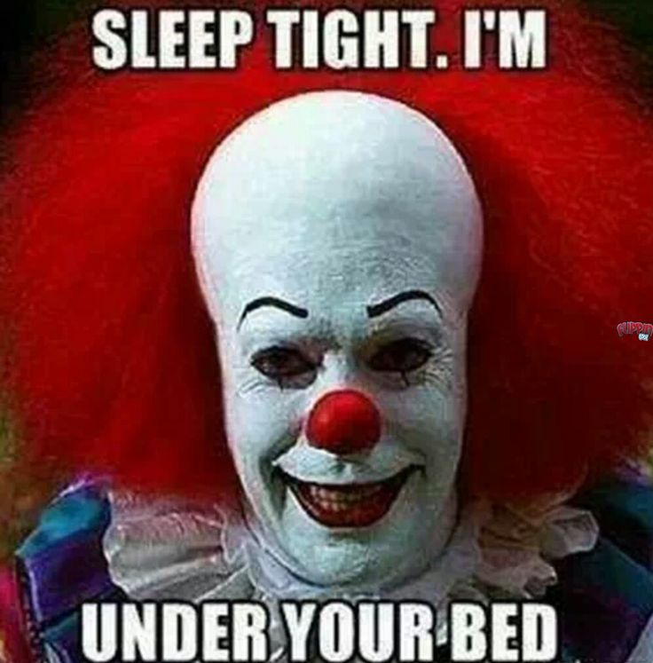 scary clown meme | Creepy Clown Meme