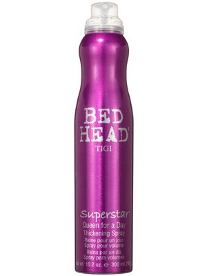 Tigi Bed Head Superstar Queen for a Day Thickening Spray Review: Hair Care: allure.com