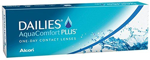 Alcon Dailies Aquacomfort Plus Tageslinsen weich, 30 St�ck / BC 8.7 mm / DIA 14 / -2.25 Dioptrien