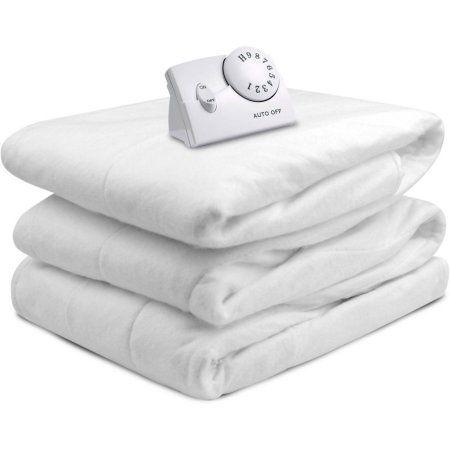 Biddeford Blankets Heated Mattress Pad - Walmart.com