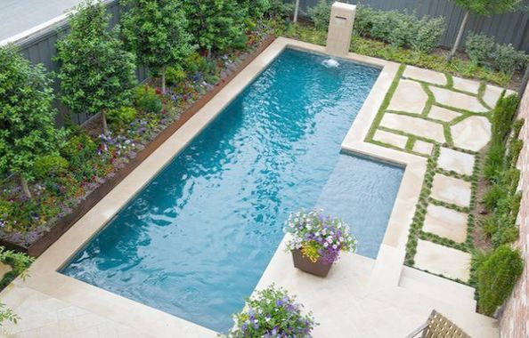 Landscape Gardening Course Surrey Her Landscaping Ideas For Backyard Along Fence Enough Landscape Gardenin Small Pool Design Pool Designs Backyard Pool Designs