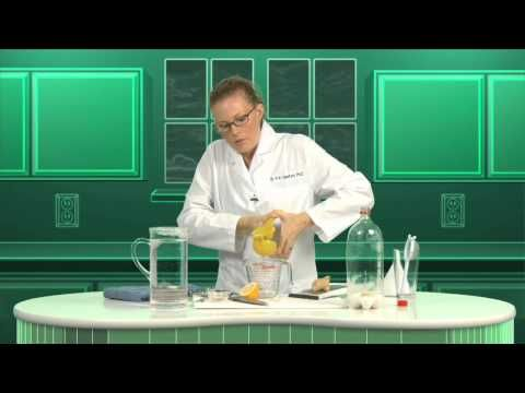 Fermentation video explaining aerobic vs anaerobic respiration & how cells break down glucose into pyruvate and ultimately ATP.  Ginger ale recipe to follow!