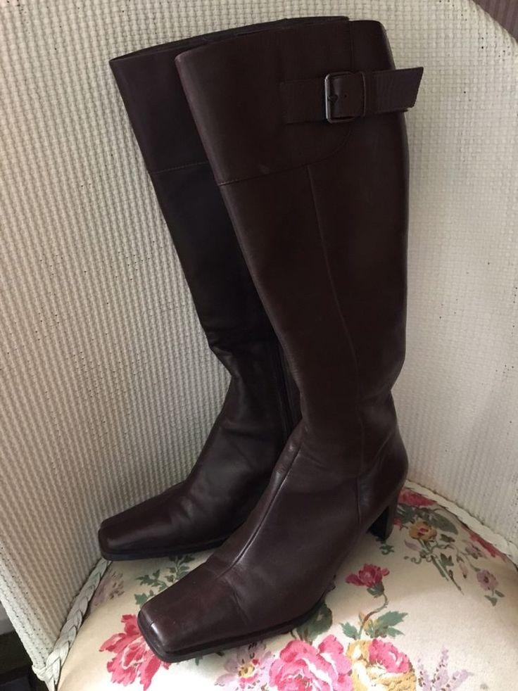 Ladies Roberto Vianni Debenhams Boots - Size 37 | eBay